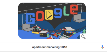 apartment marketing 2018