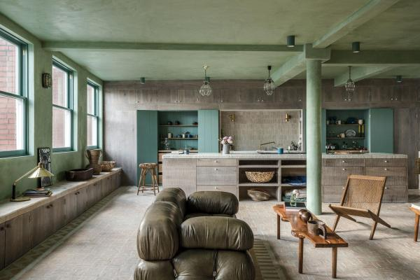 A Loft that is Anything but Industrial on apartment 34