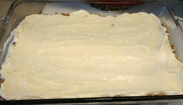 Cream cheesed