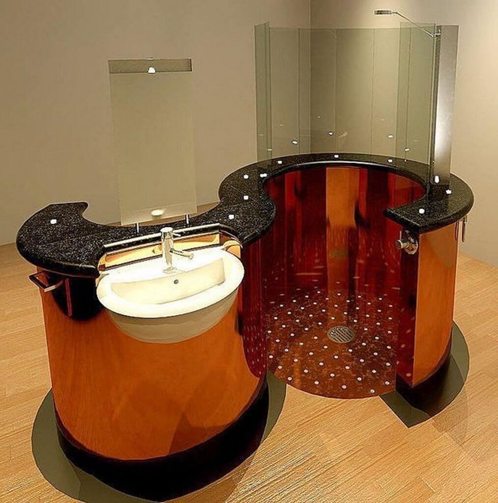 Small half bathroom ideas on a budget. bathroom captivating half ...