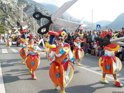karnevalkotor