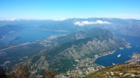 Vrmac is the mountain overlooking the coastal town of Tivat and a peninsula dividing Tivat Bay from Kotor Bay.