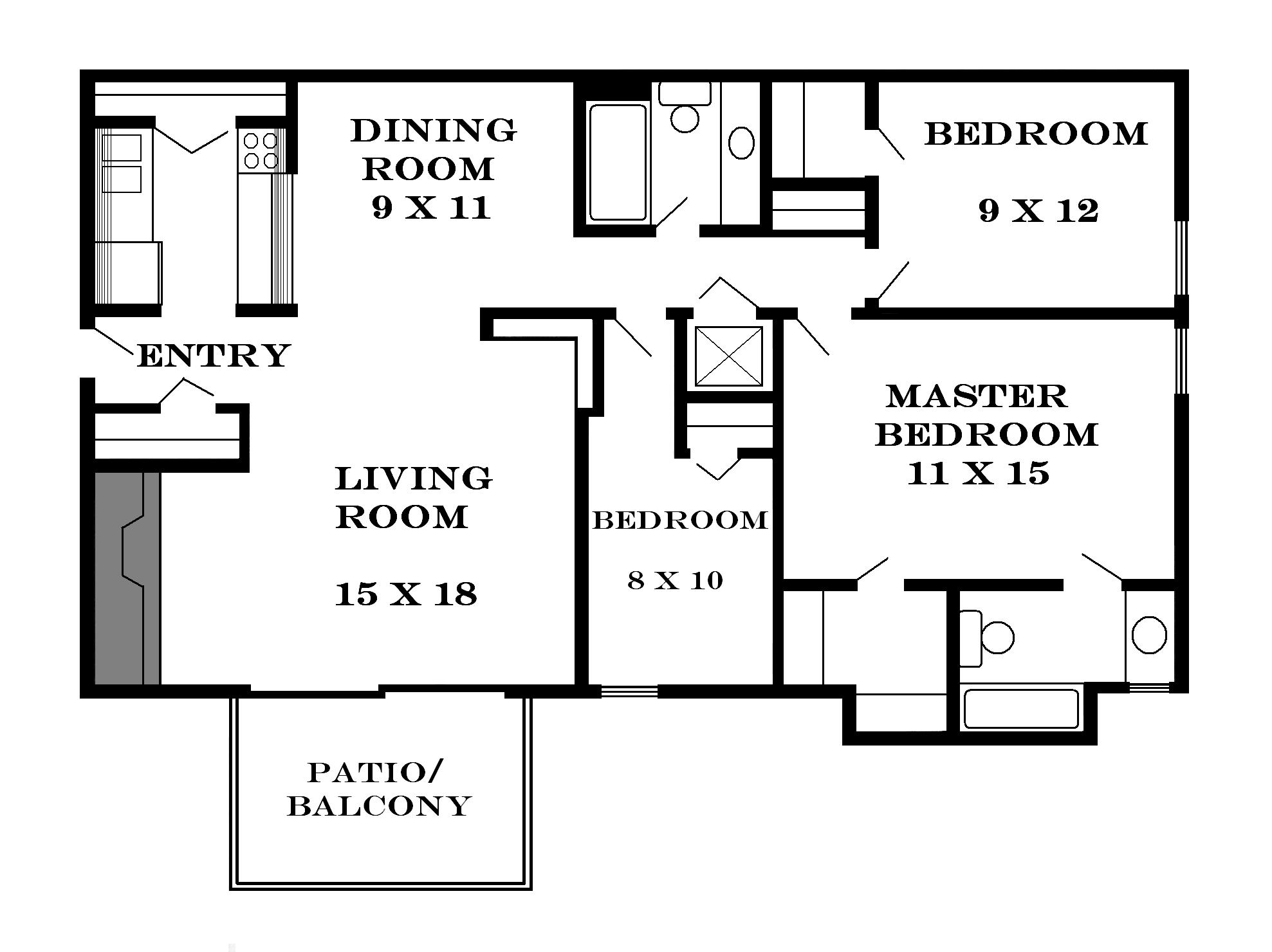 Typical Bedroom Wiring Diagram