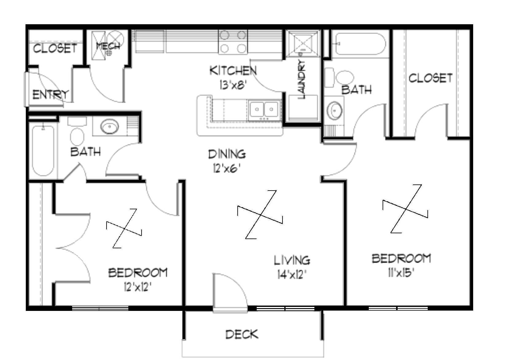 Wrg Wiring Diagram 1 Bedroom Apartment