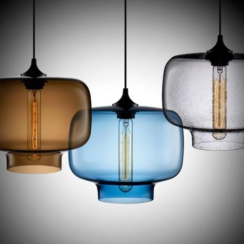 Modern-Glass-Pendant-Lights