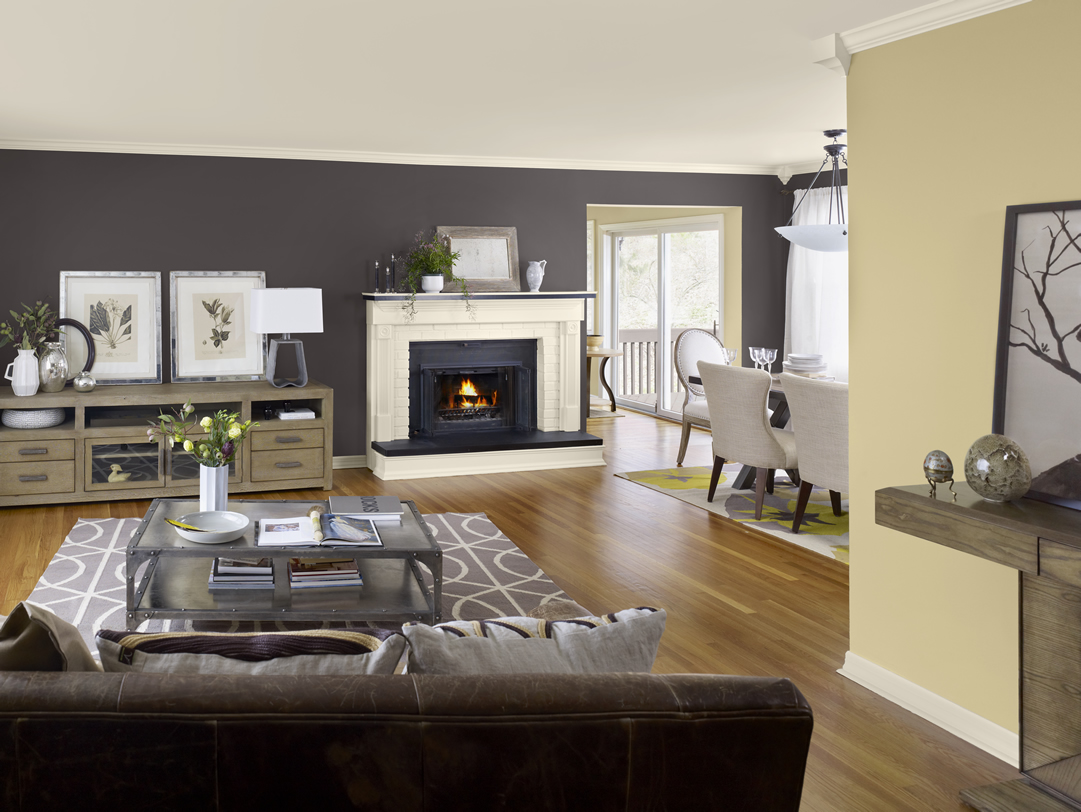 Gray Walls What Color Furniture Awesome La Fonda Mirage Paint