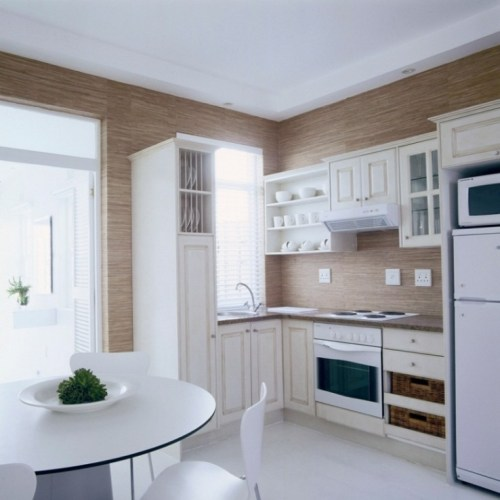 cool small kitchen