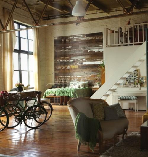 vintage style loft 1
