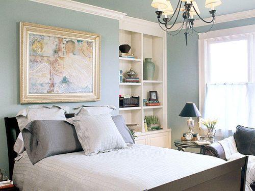 pale blue bedroom 1