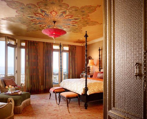 moroccan decor bedroom