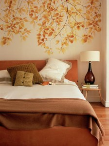 fall leaf wall decor