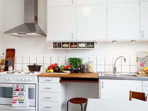 unique small kitchens