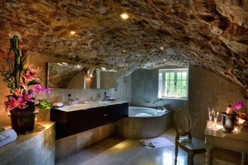 exotic bath