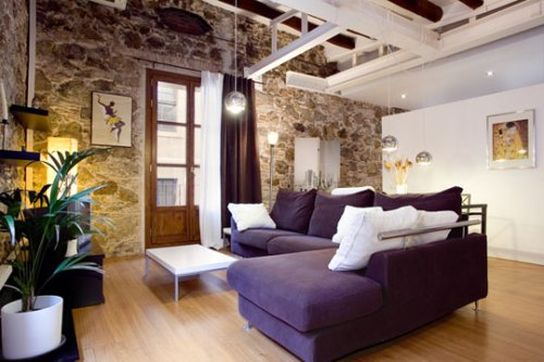 loft apartment Barcelona