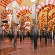 The Great Mosque Cordoba near de tourist apartment
