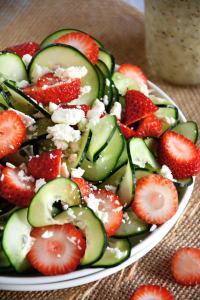 cucstrawberrysalad