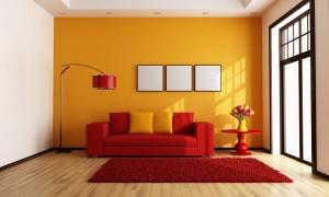 winter apartment