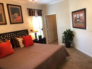 two bedroom apartment for rent in san