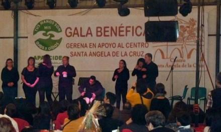 Éxito solidario en Gerena