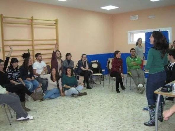Jornada de Formación para Voluntarios de Sevilla