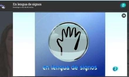 En Lengua de Signos
