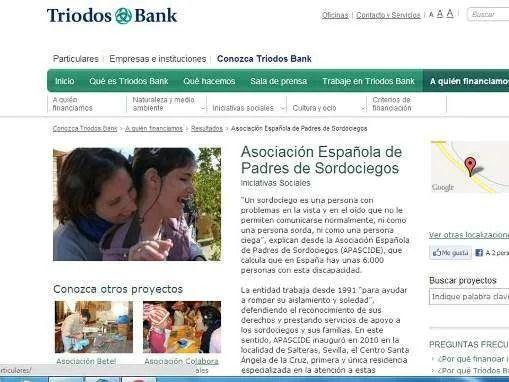 La banca ética