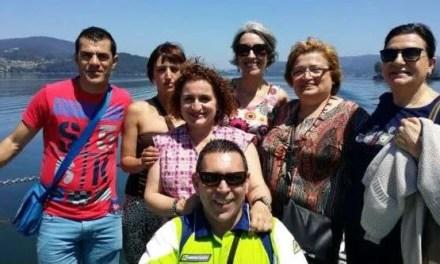 Encuentro de familias en Galicia
