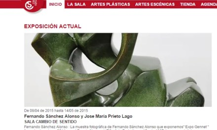 Exposición de José María Prieto