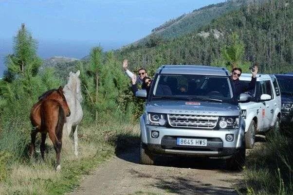Arranca la VI edición del desafío solidario Land Rover Discovery