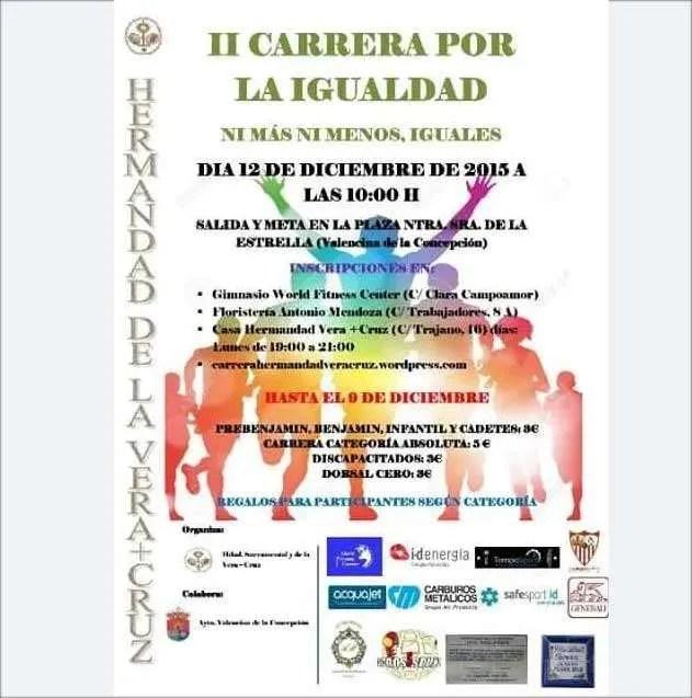 II Carrera Solidaria de Valencina de la Concepción