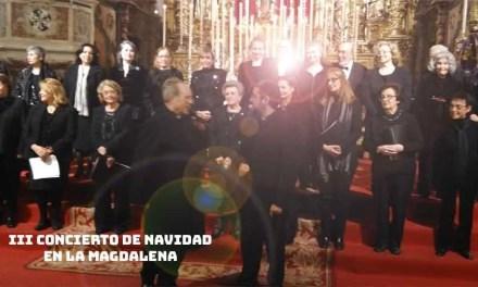 III Concierto de Navidad de la Magdalena