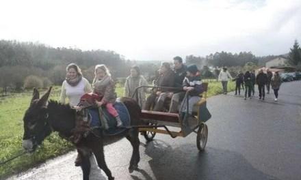 Un día genial en Galicia: O fogar do meu burro