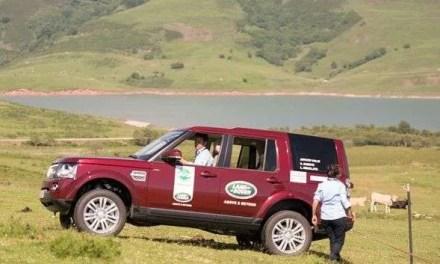 Arranca el Land Rover Challenge 2016
