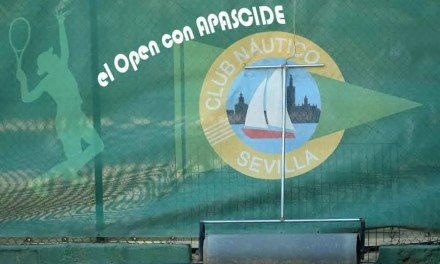 El Open Internacional de Tenis de Sevilla, con APASCIDE