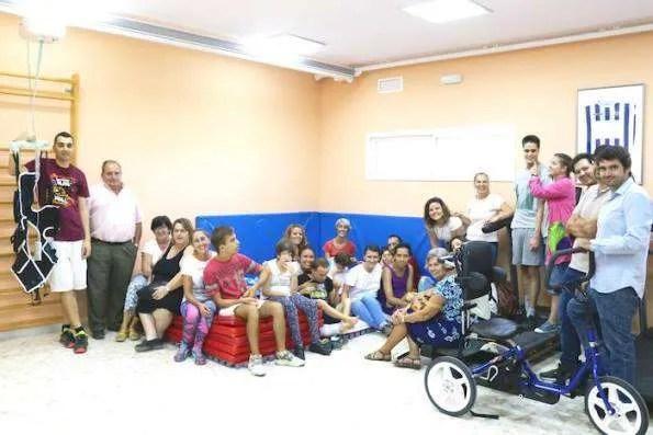 Decathlon colabora con el Centro Santa Ángela de la Cruz