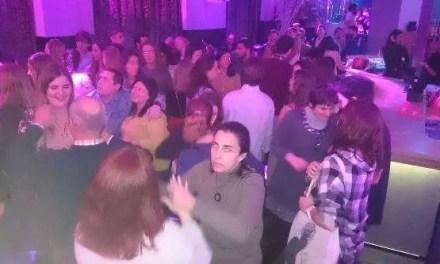Sábado de discoteca en Sevilla