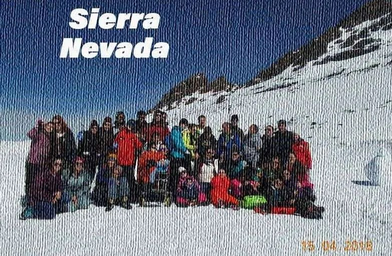 Sierra Nevada a lo grande
