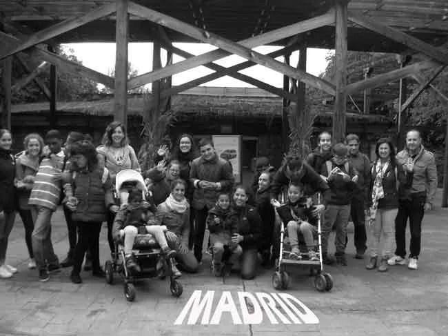 Actividades en Madrid- 1