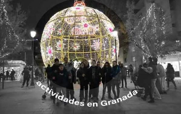 Actividades en Granada
