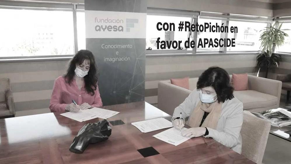 Ayesa y Reto Pichón