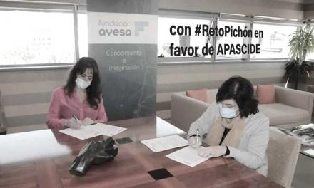 Fundación Ayesa con #RetoPichón en favor de Apascide