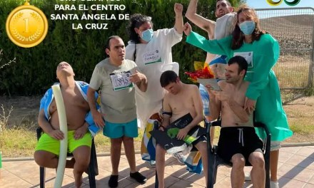 Campeones olímpicos del Centro Santa Ángela de la Cruz