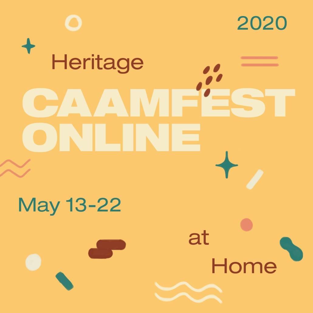 CAAMFest Online