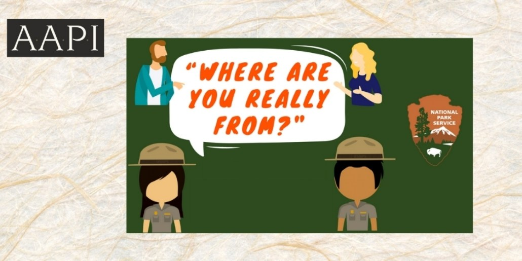 """""""Where Are You Really From?"""" Park Rangers Converse on the Power of Place"""