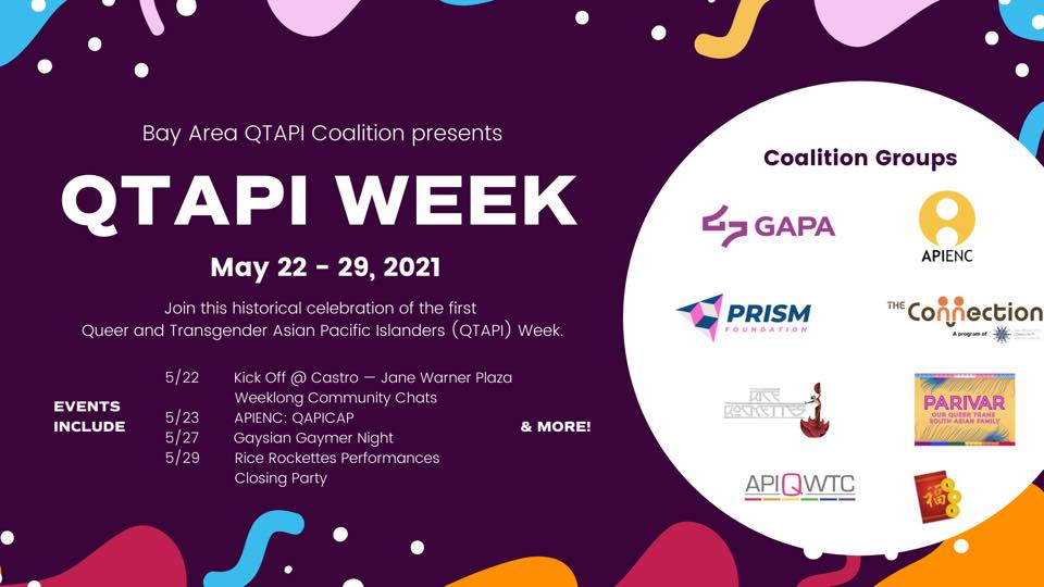 QTAPI Week