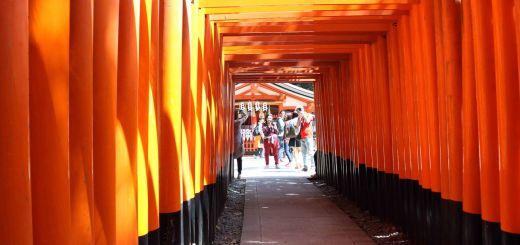 Santuario di Fushimi Inari-taisha