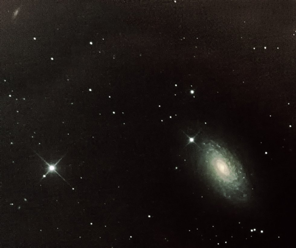 M63 – Sunflower Galaxy