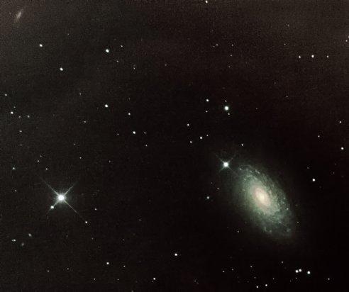 M63 – Sunflower Galaxy