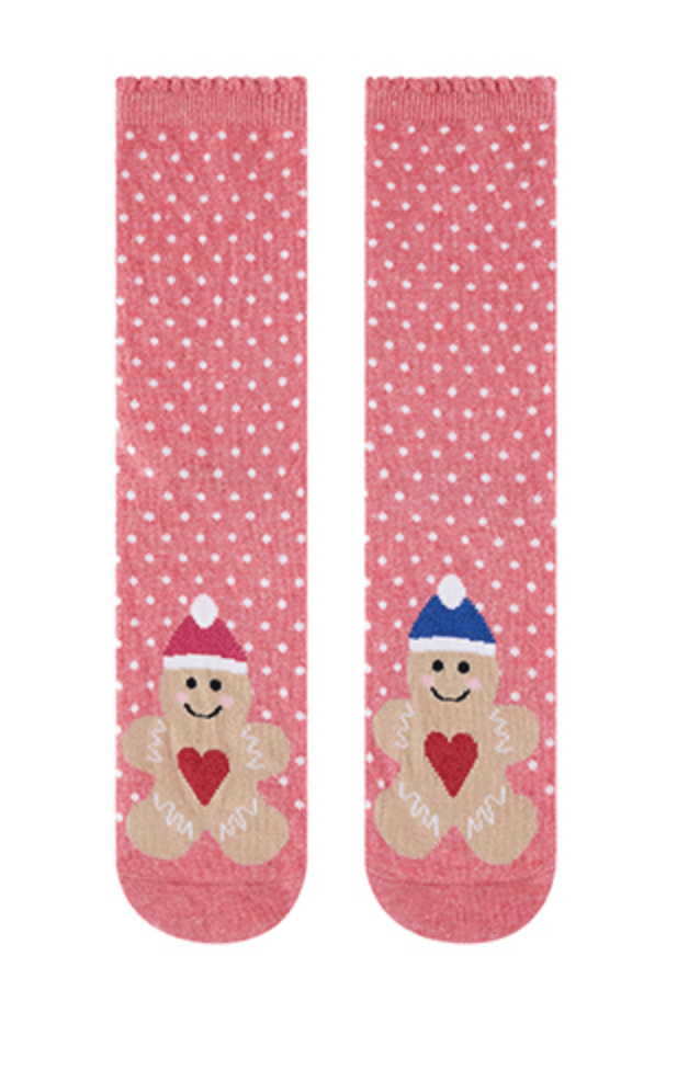 GINGERBREAD SOCKS accessorize