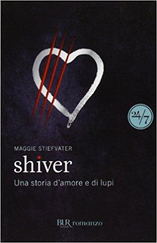 shiver - Maggie Stiefvater